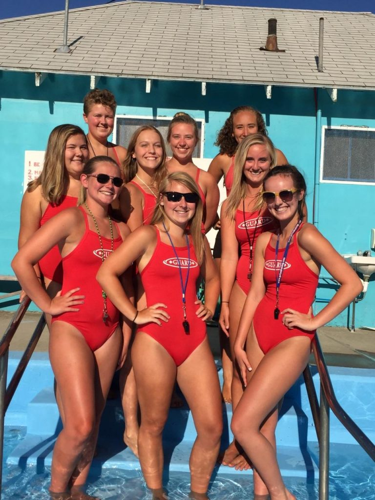 City Pool, lifeguards, Bonners Ferry